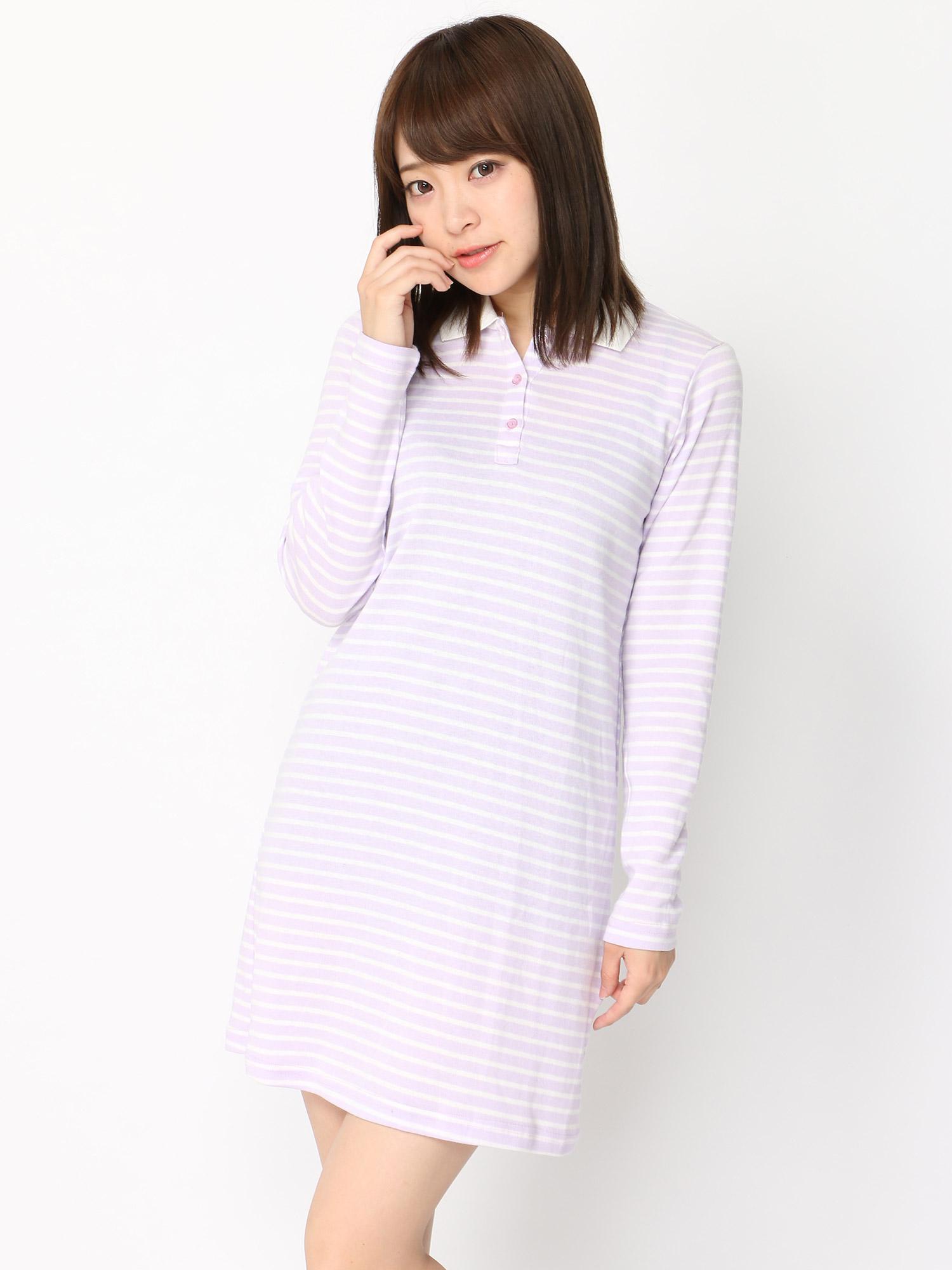 WEGO/ポロシャツワンピース