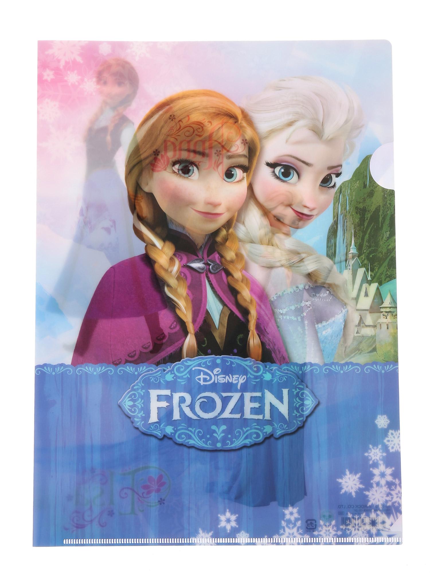 WEGO/アナと雪の女王クリアファイル