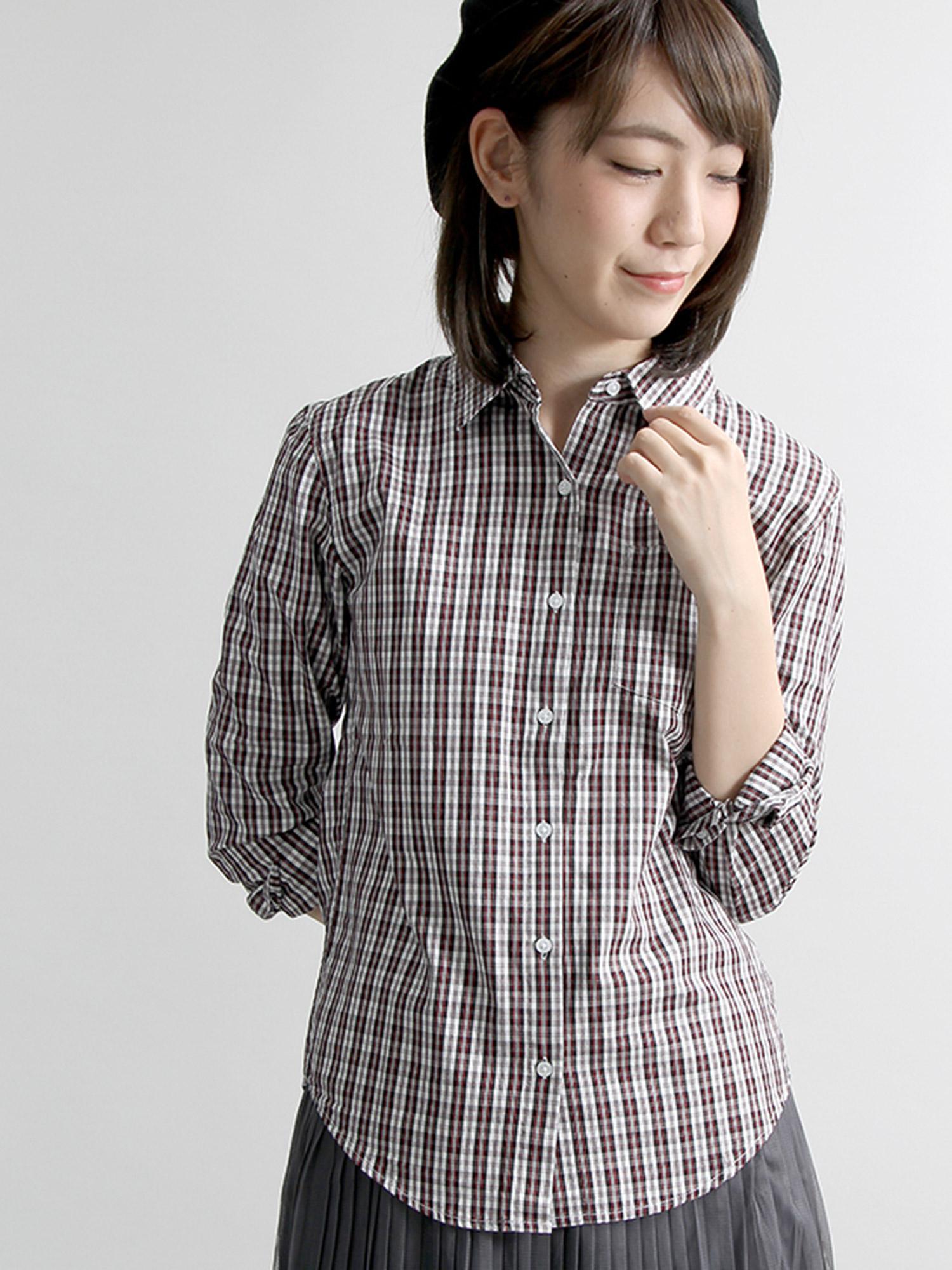 WEGO/ベーシックシャツ