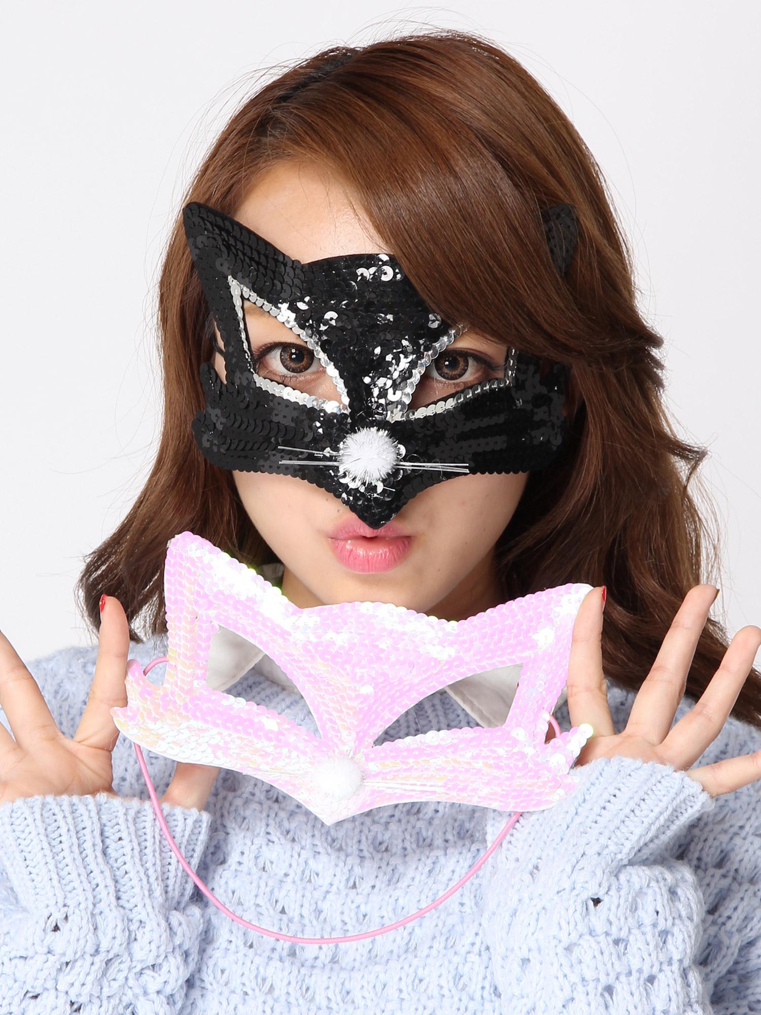WEGO/アニマルスパンコールアイマスク