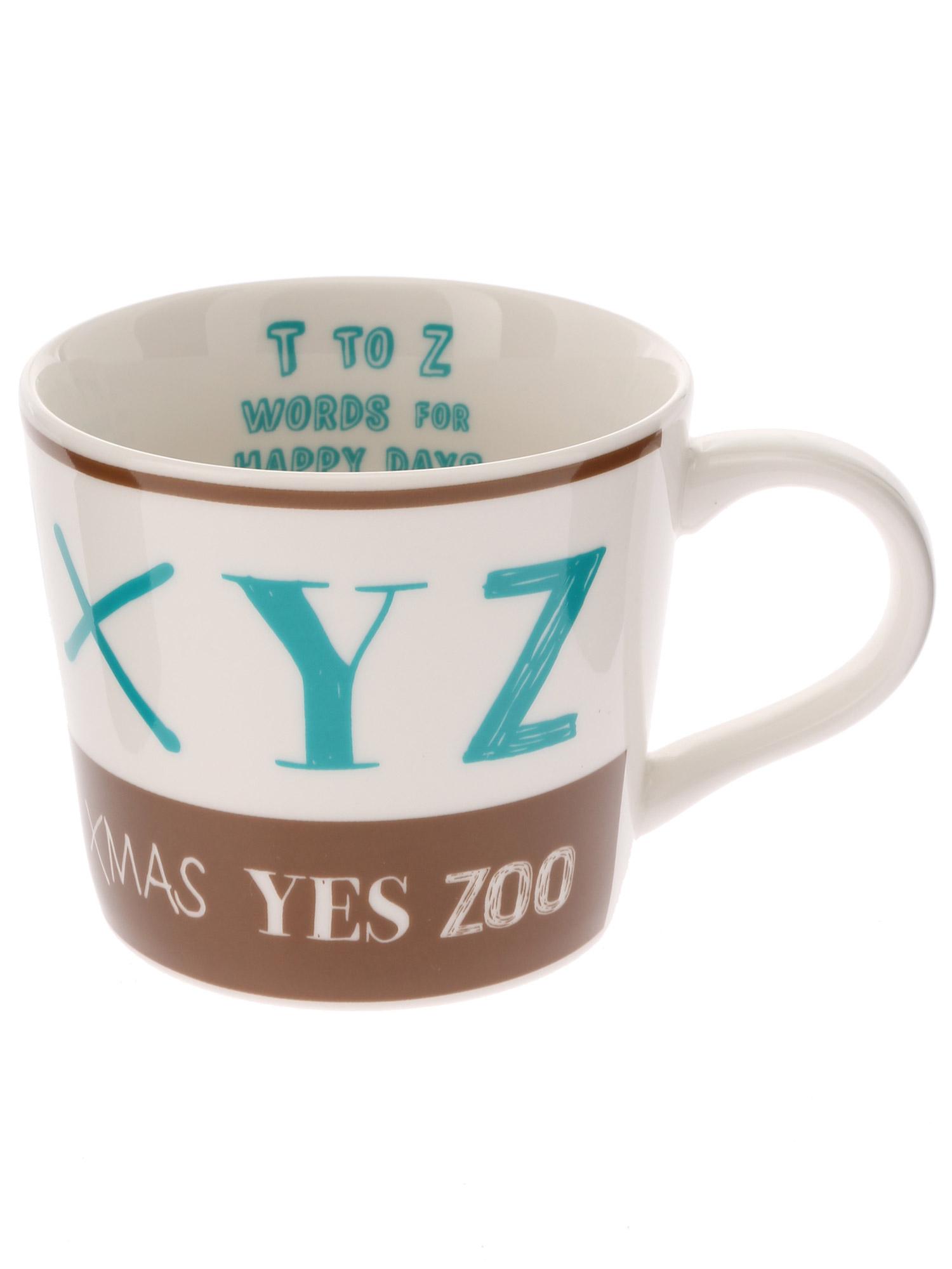 WEGO/AtoZマグカップ