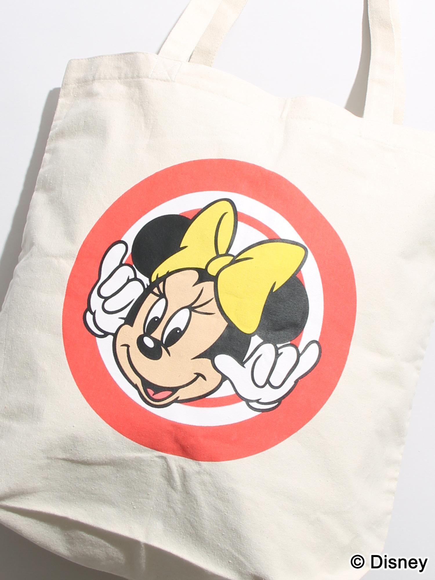 WEGO|Disneyトートバッグ
