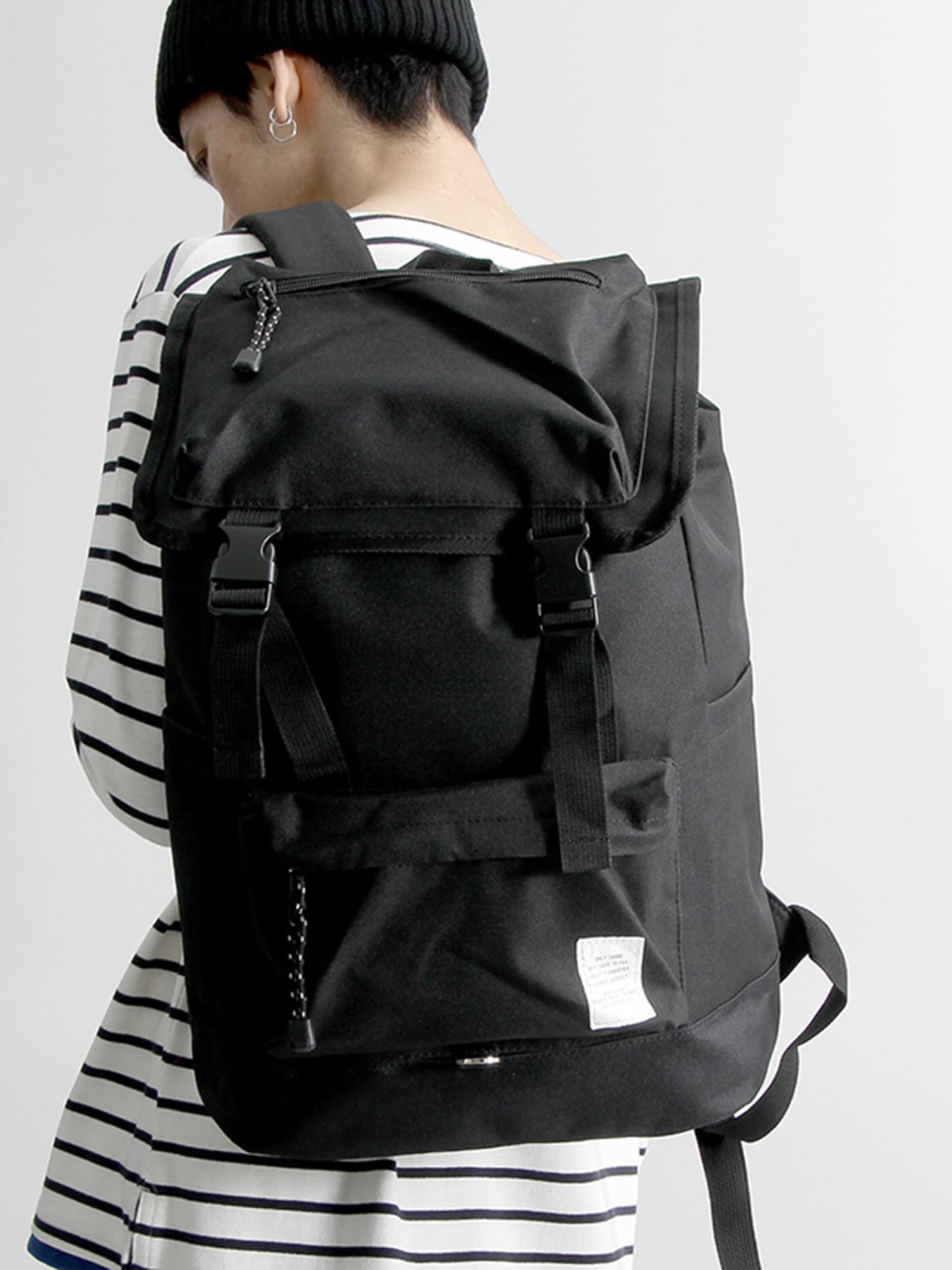 WEGO/フラップポケットバックパック