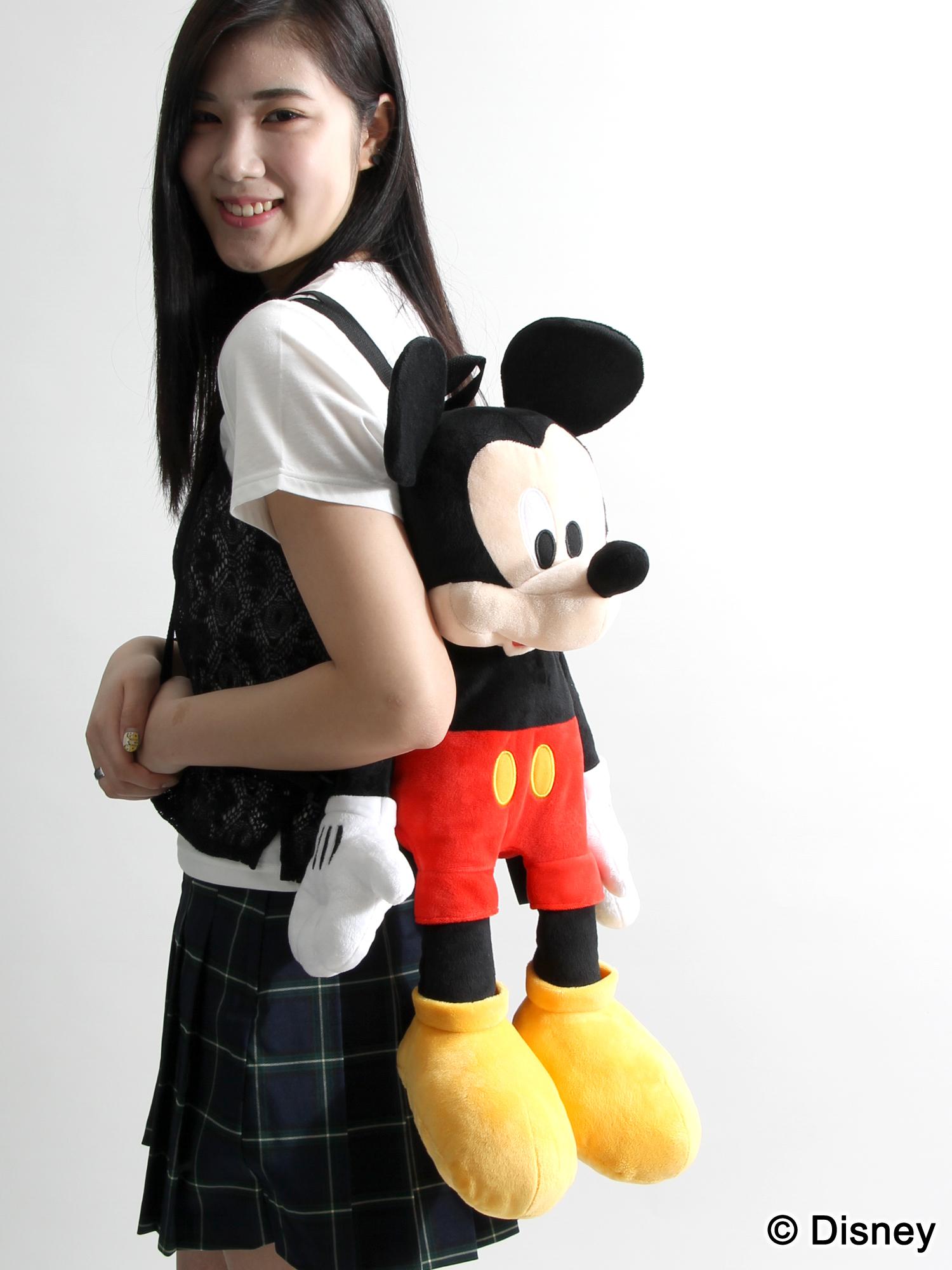 WEGO|Disneyぬいぐるみリュック
