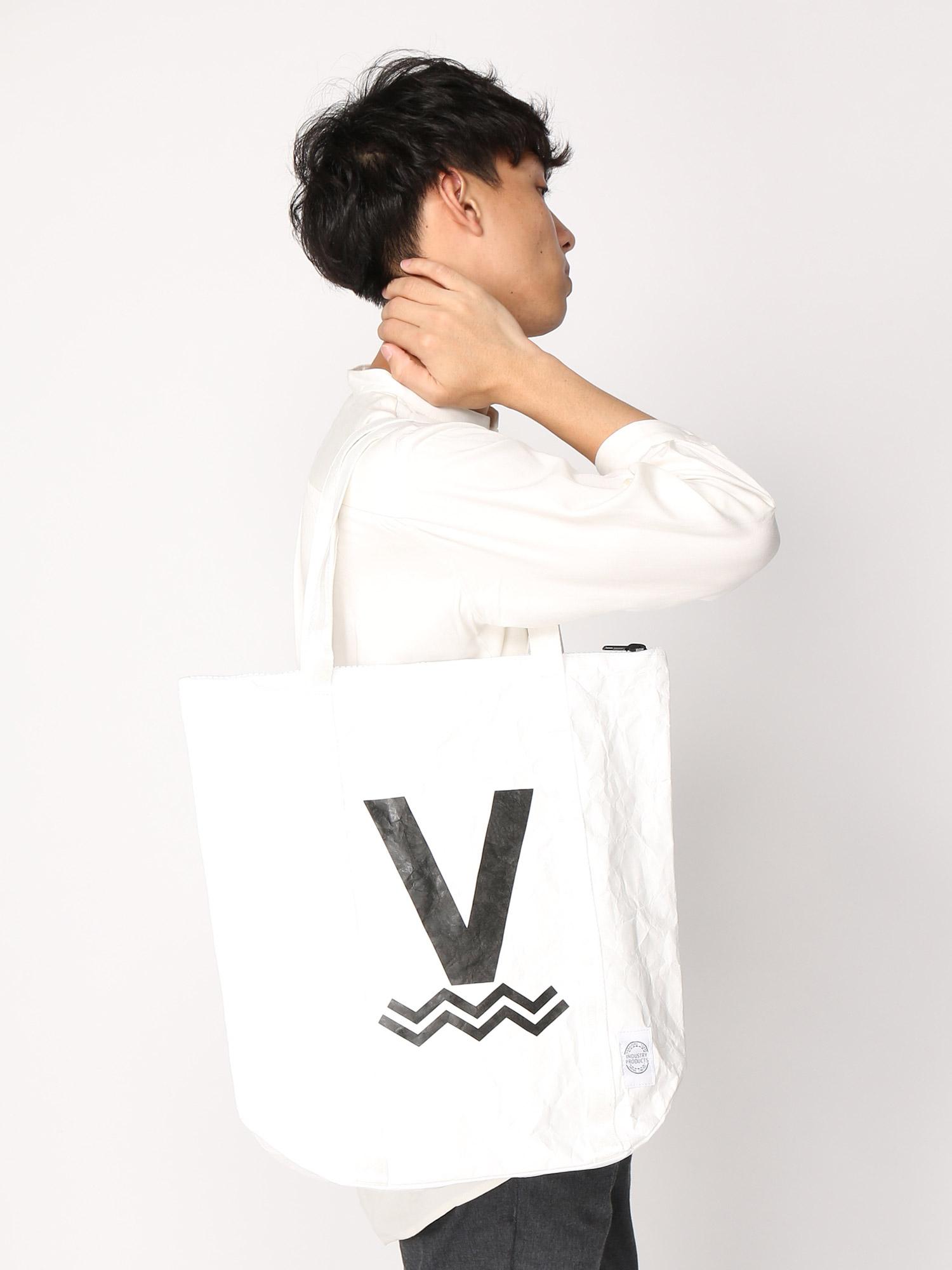WEGO/タイベックトートバッグ