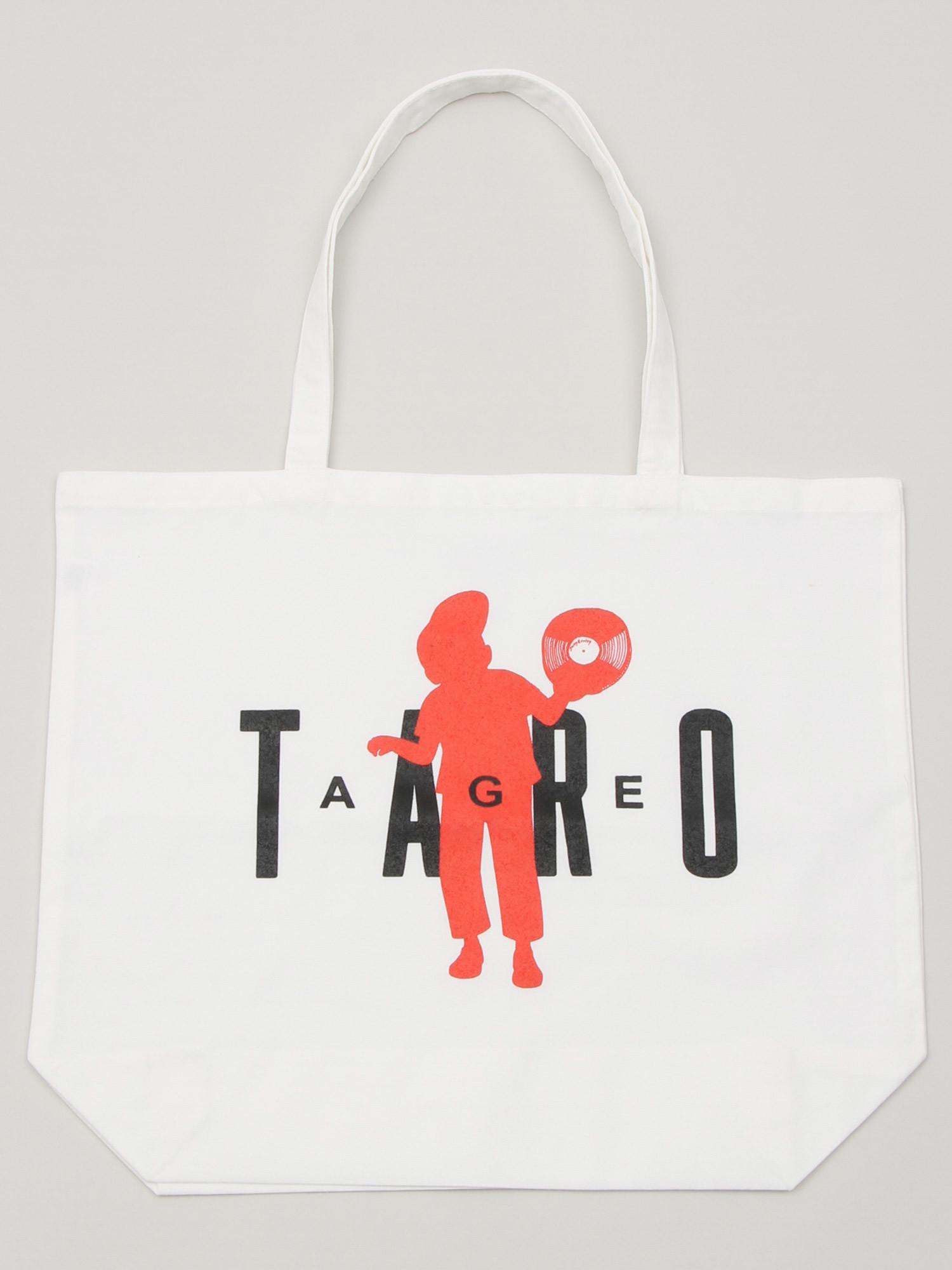 WEGO|とんかつDJアゲ太郎トートバッグ