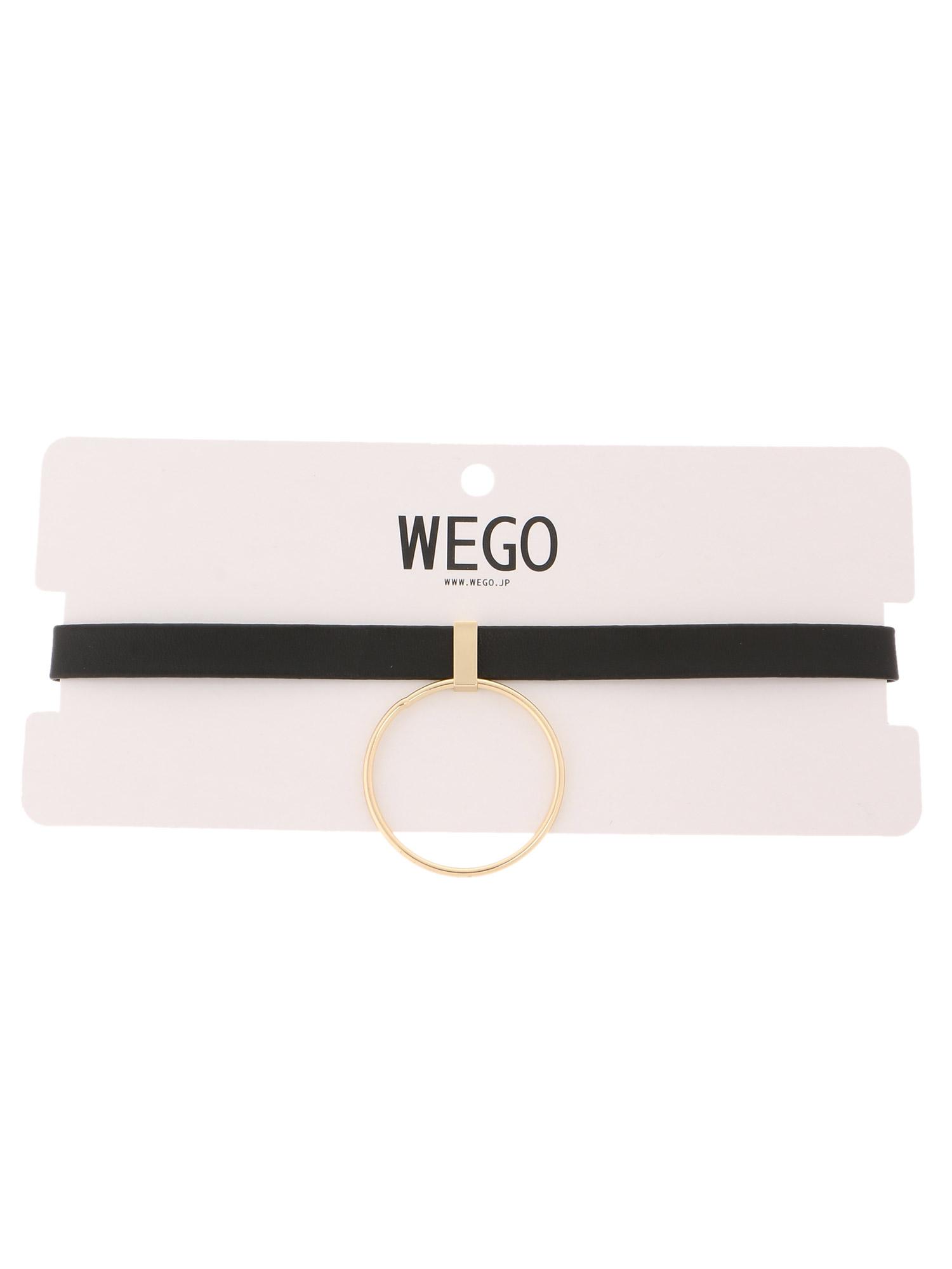 WEGO/フープチョーカー