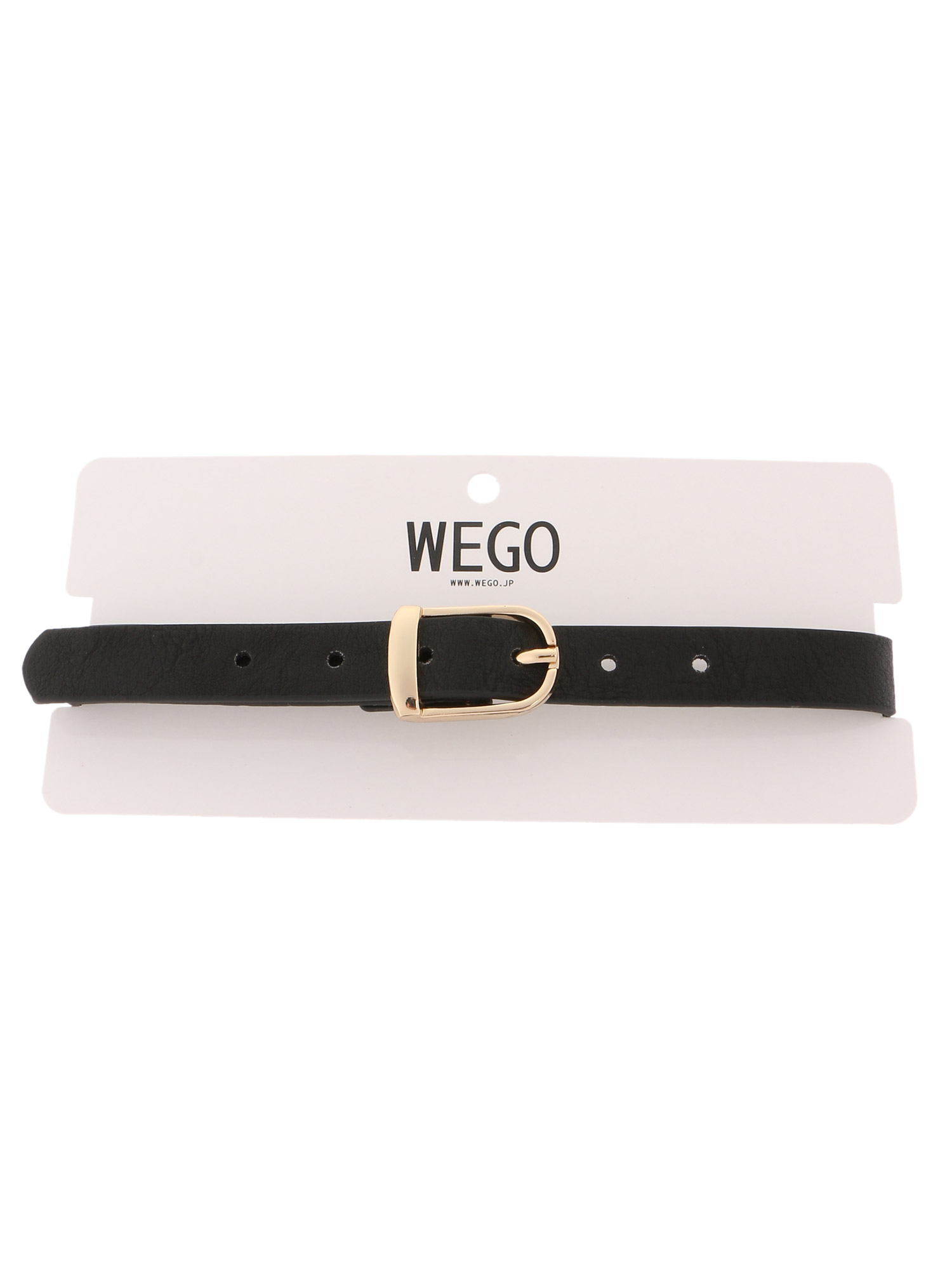 WEGO/ベルトチョーカー