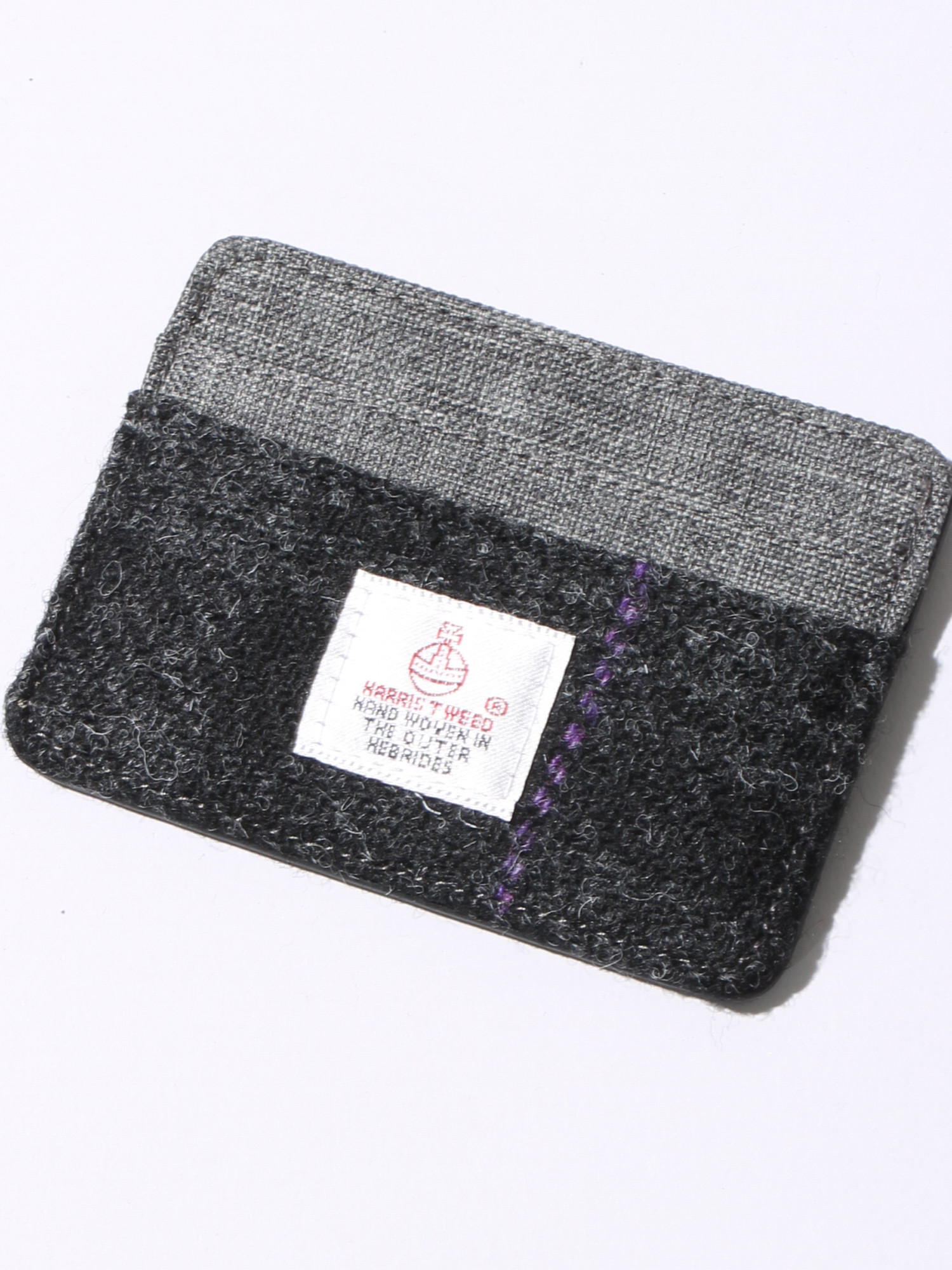WEGO|HARRISTWEEDカードケース