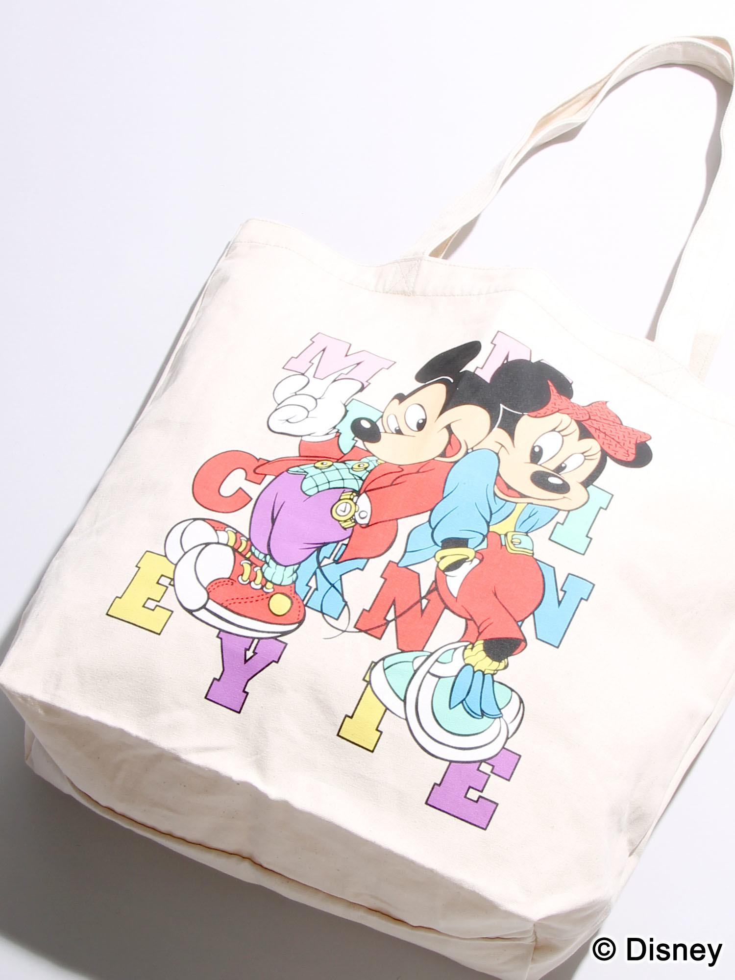 WEGO/Disneyトートバッグ