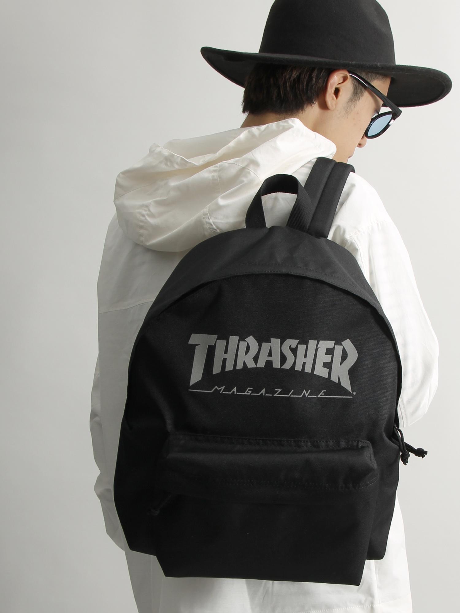 WEGO|THRASHER別注デイパック