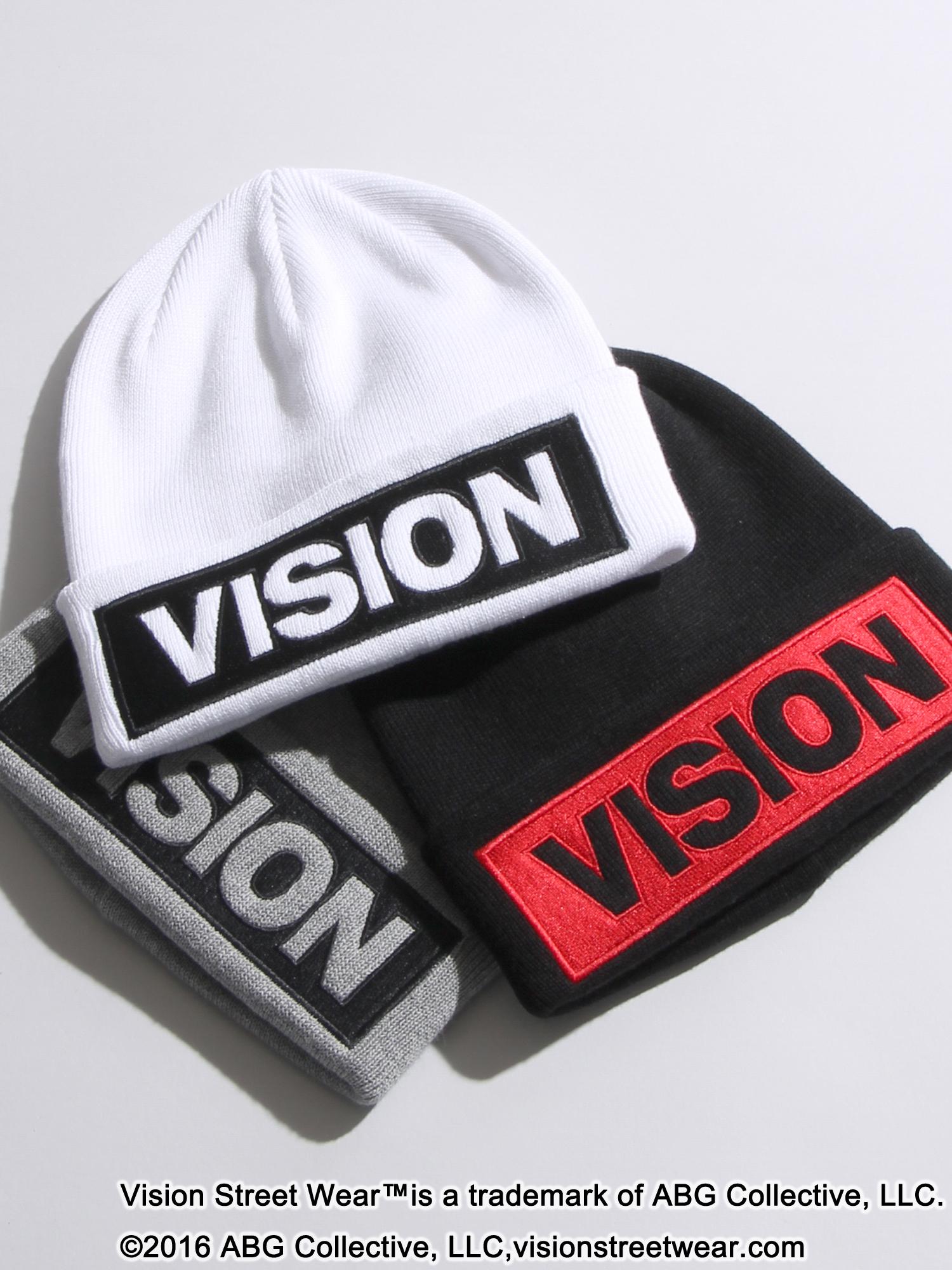 WEGO|VISION別注ニットキャップ