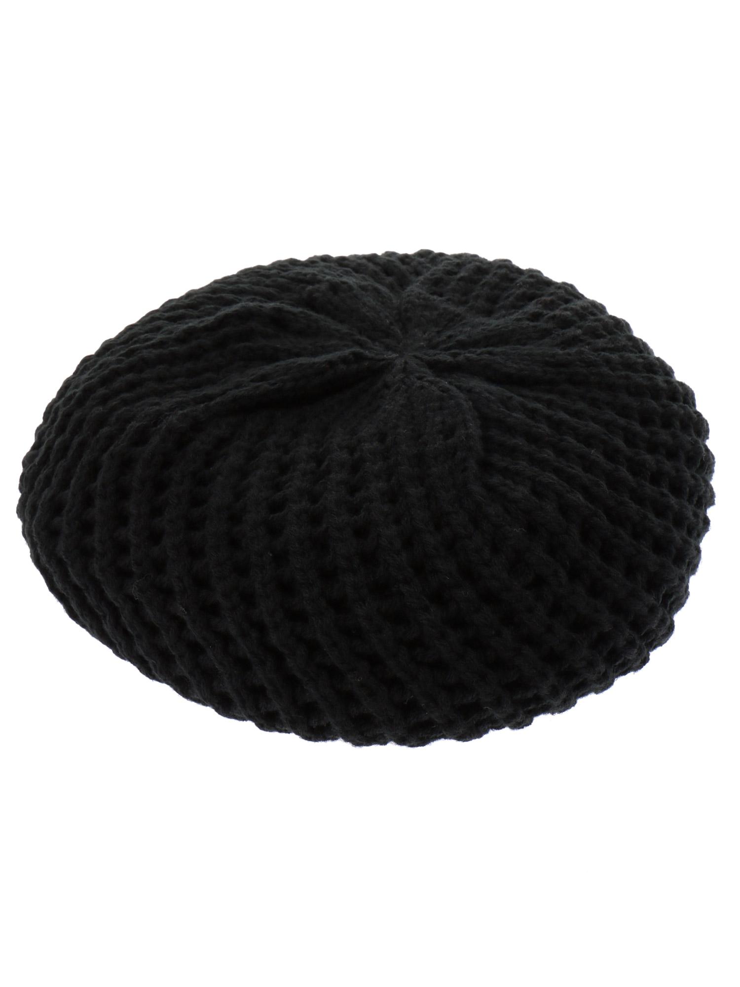WEGO/NEWHATTANニットベレー帽