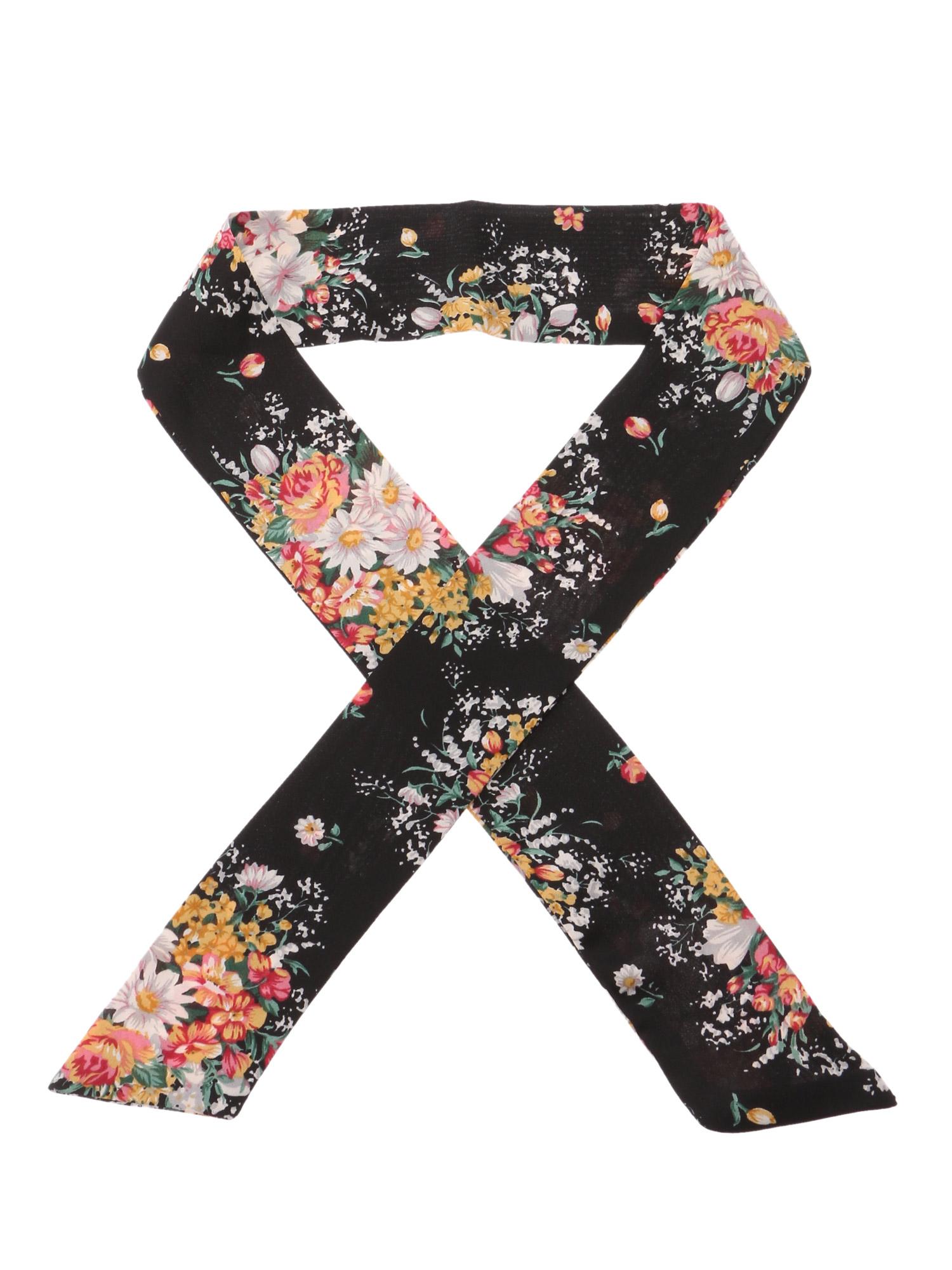 WEGO/小花柄スカーフ