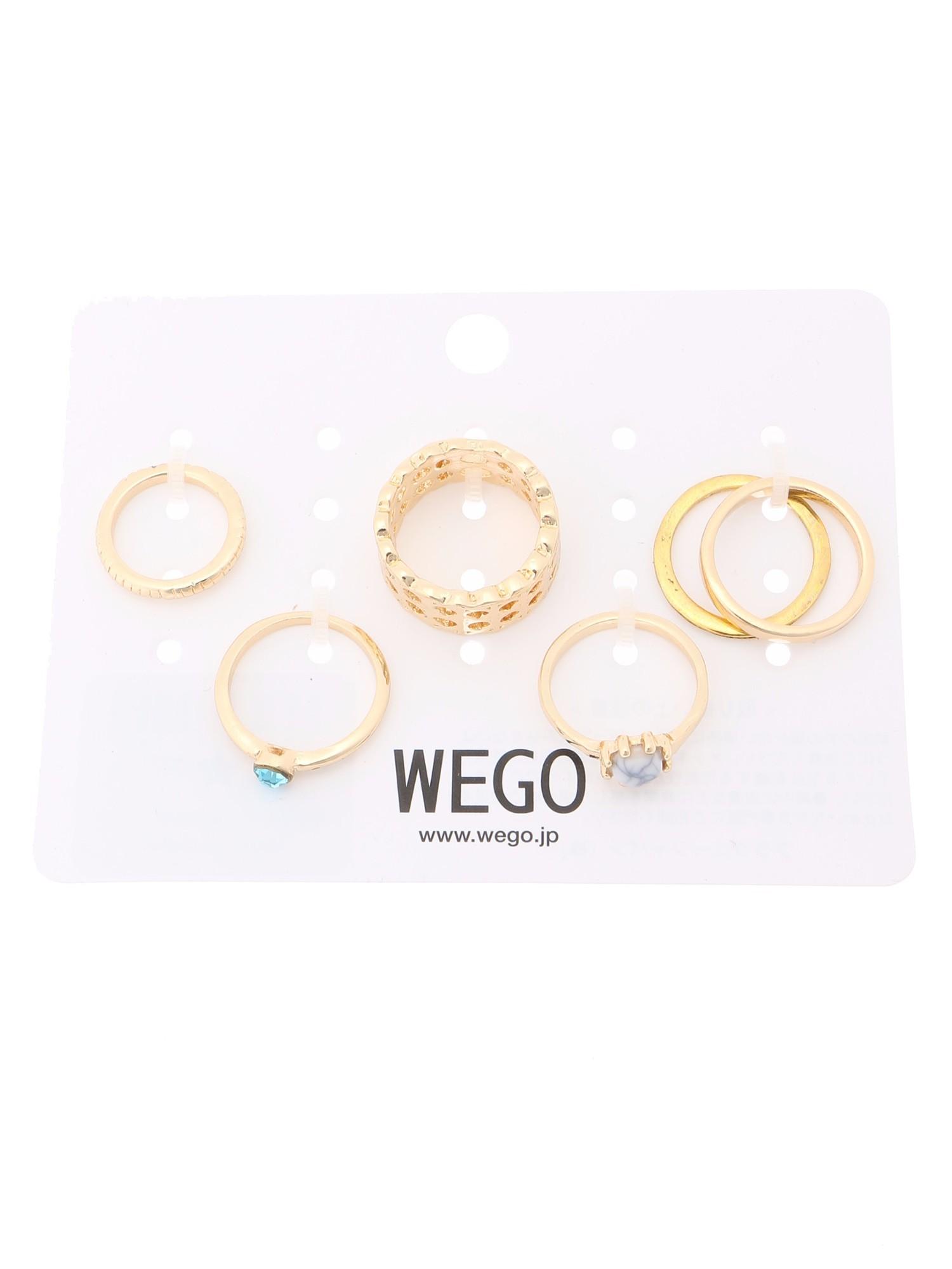 WEGO/セットリング