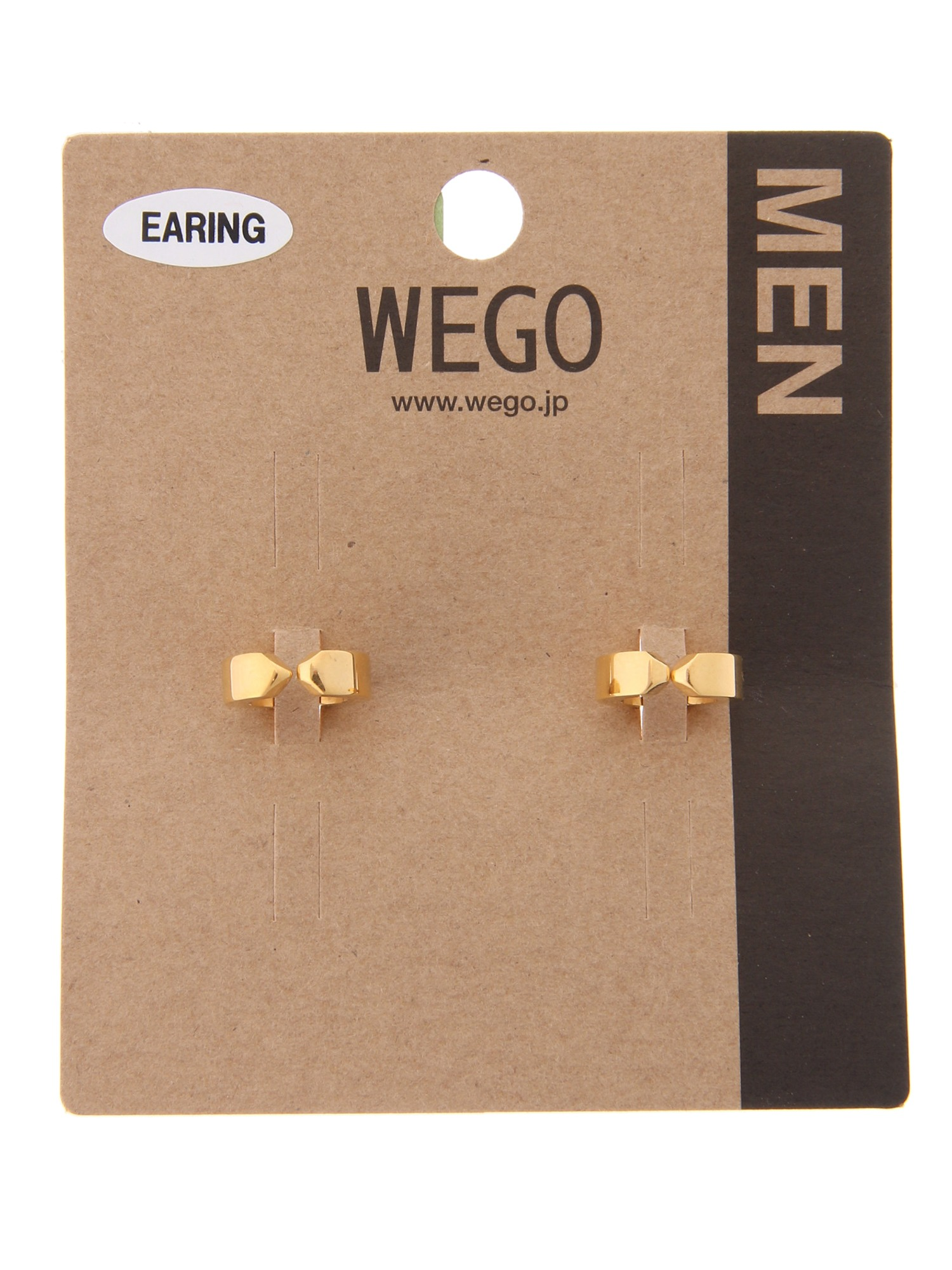 WEGO/ステンレスイヤリング
