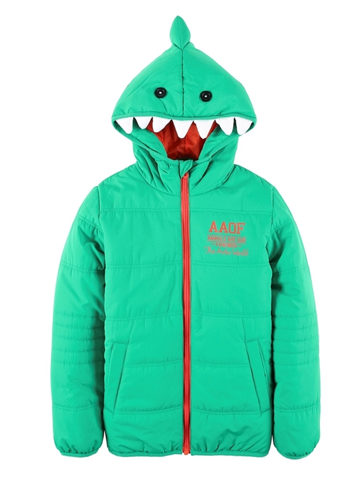 [GIORDANO]恐竜パデッドジャケット