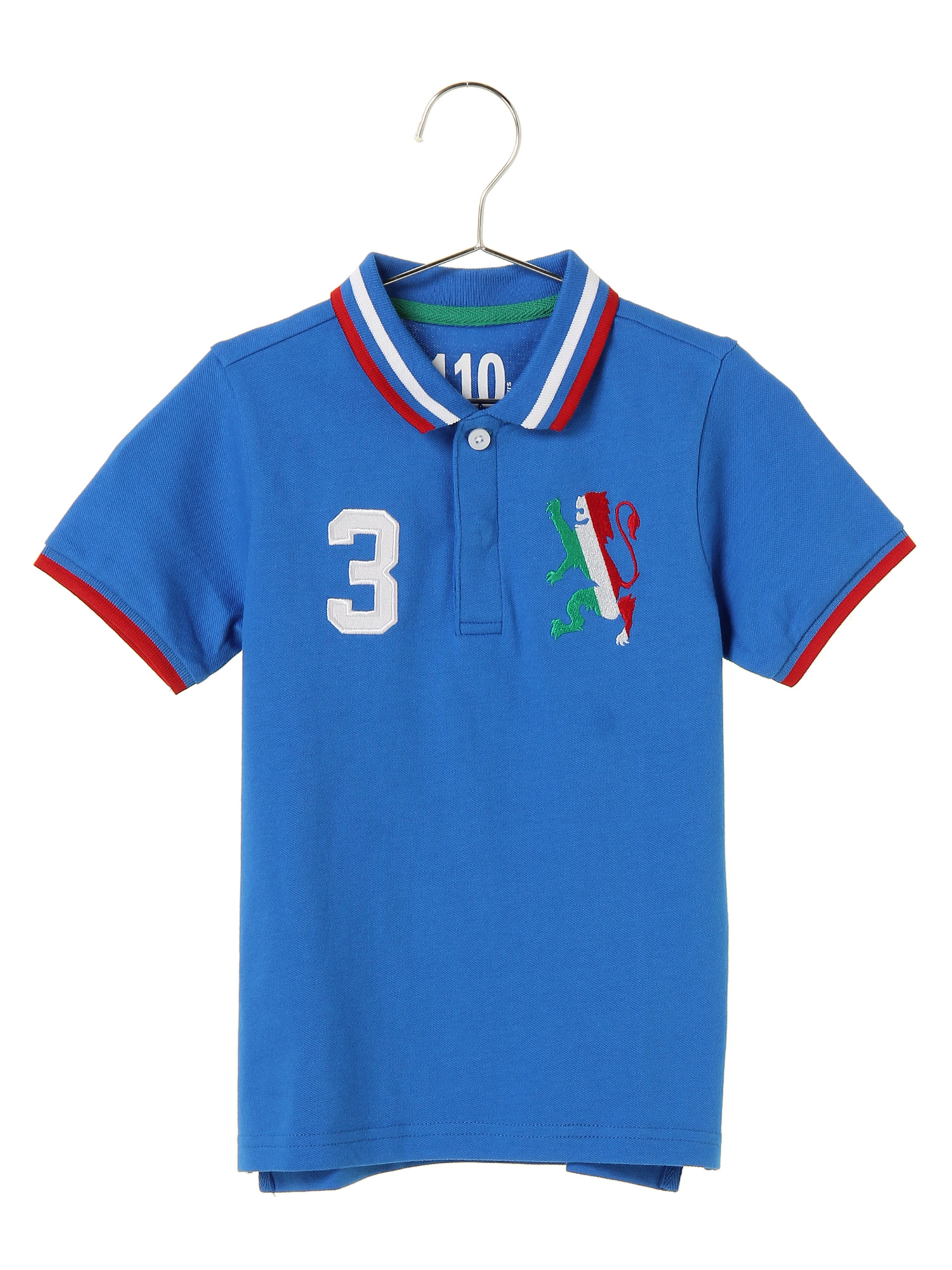 [GIORDANO]ワールドフラッグポロシャツ
