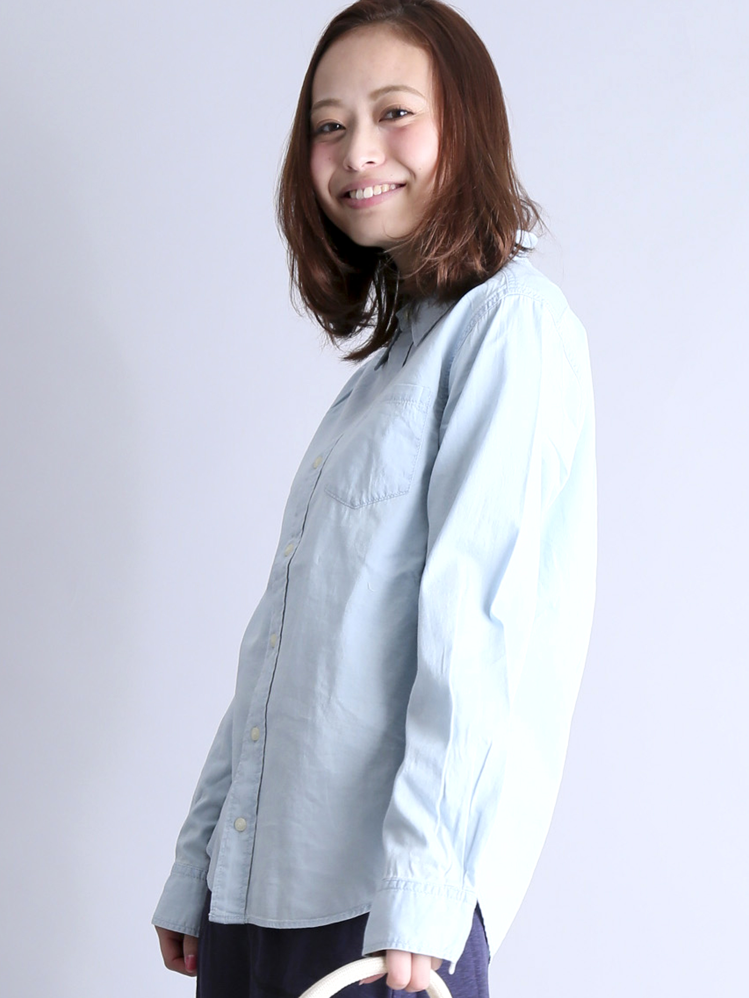 CHAMBRAY SHIRTS/シャンブレーシャツ