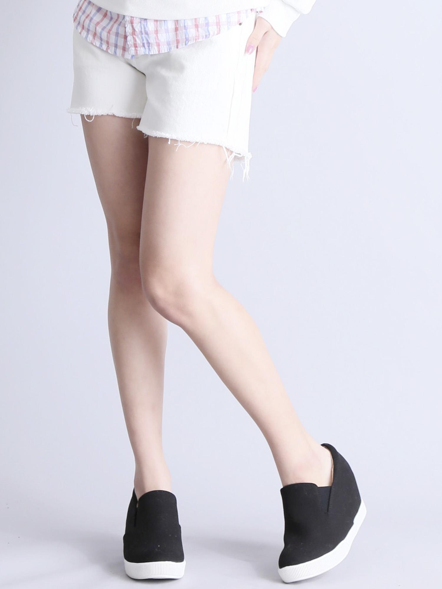 DENIM SHORT PANTS/デニムショートパンツ