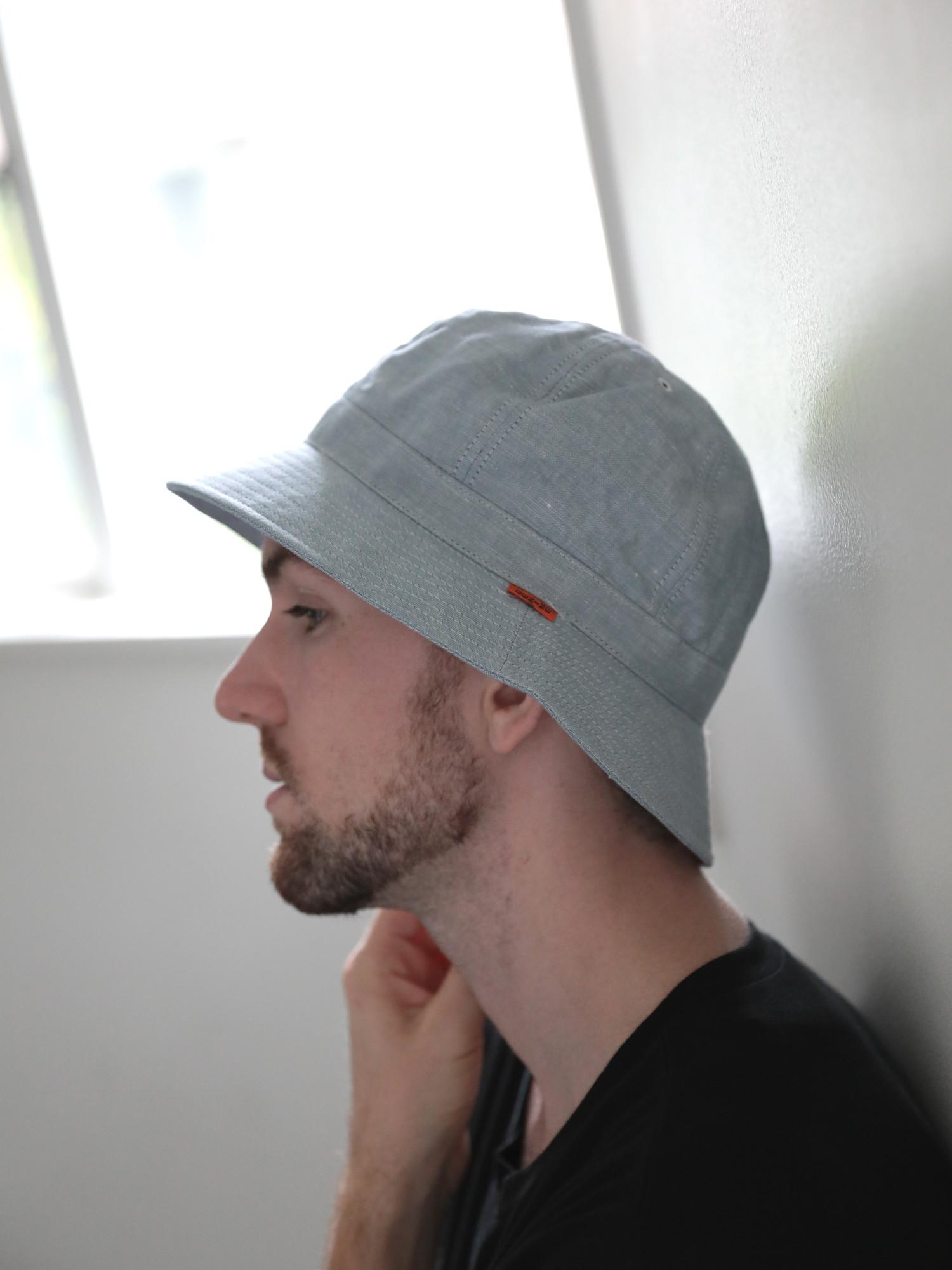 CHAMBRAY HAT/シャンブレーハット