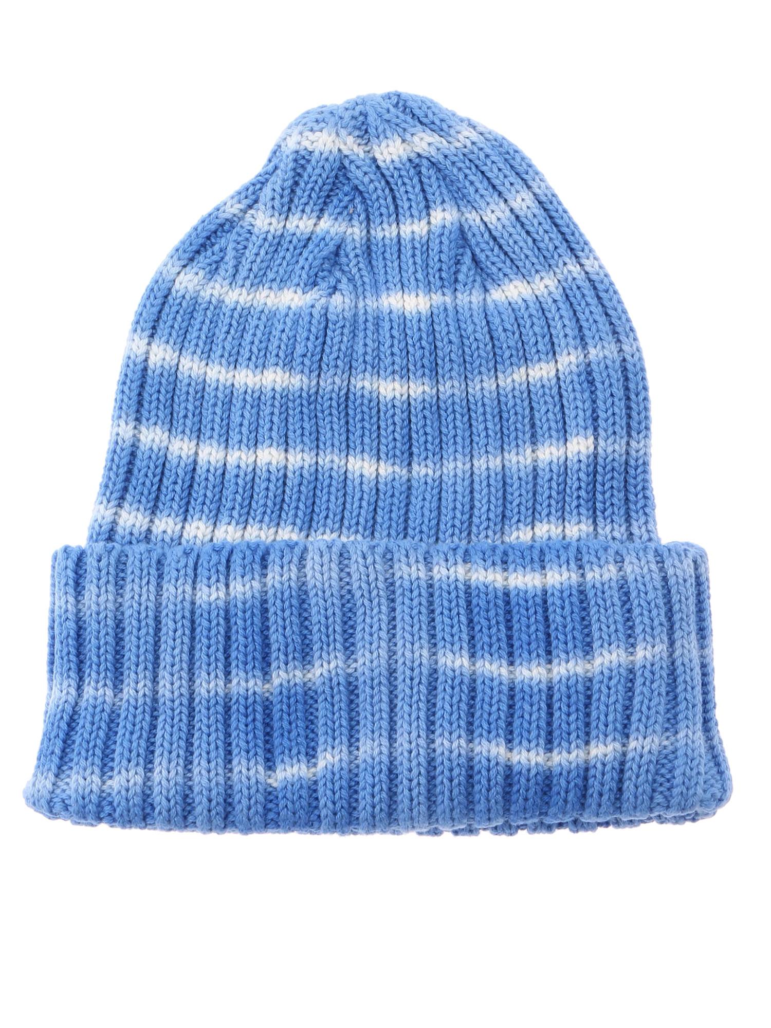 タイダイニット帽