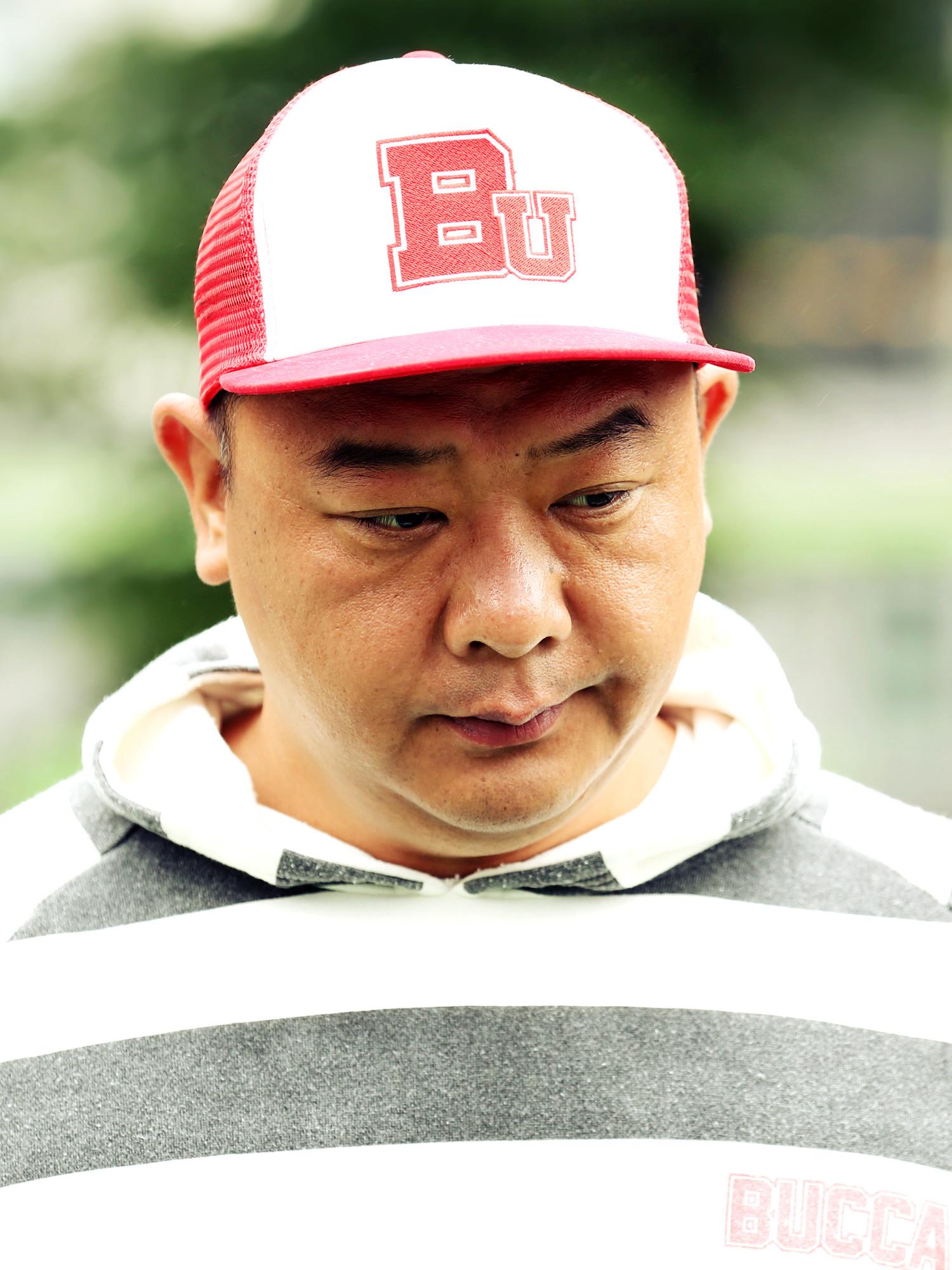 【BUCCA44】ロゴ刺繍CAP