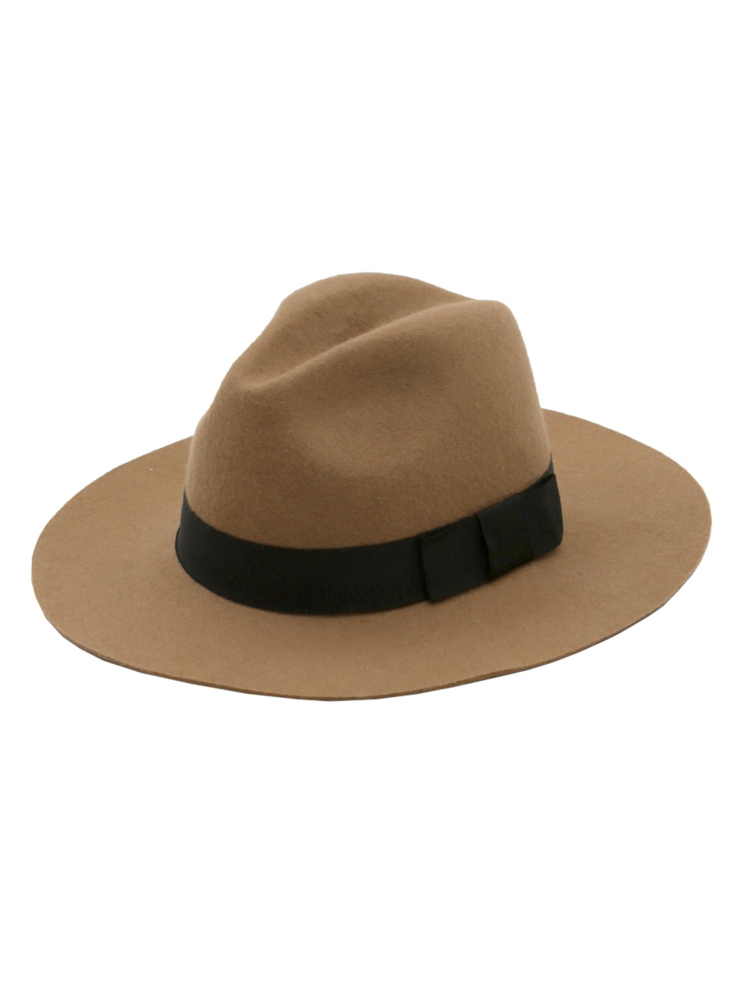 PUNYUS/ウールツバ広HAT