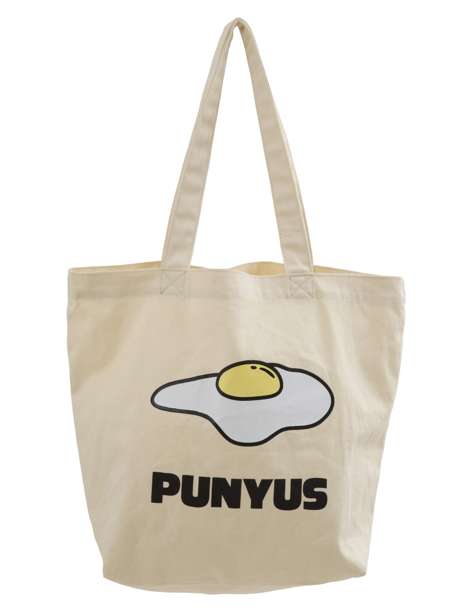 PUNYUS/フードトートバッグ