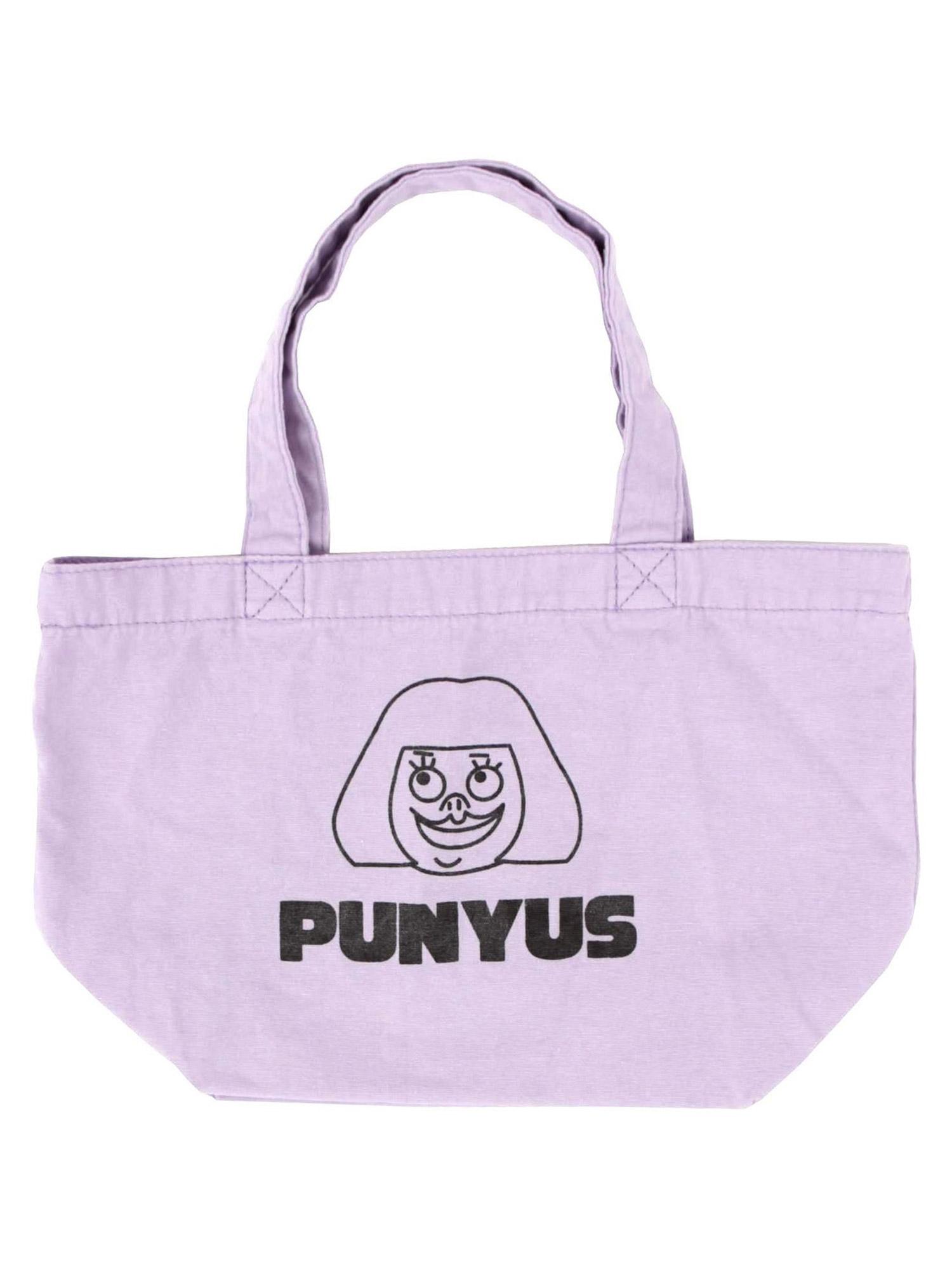 PUNYUS/カラーランチトート