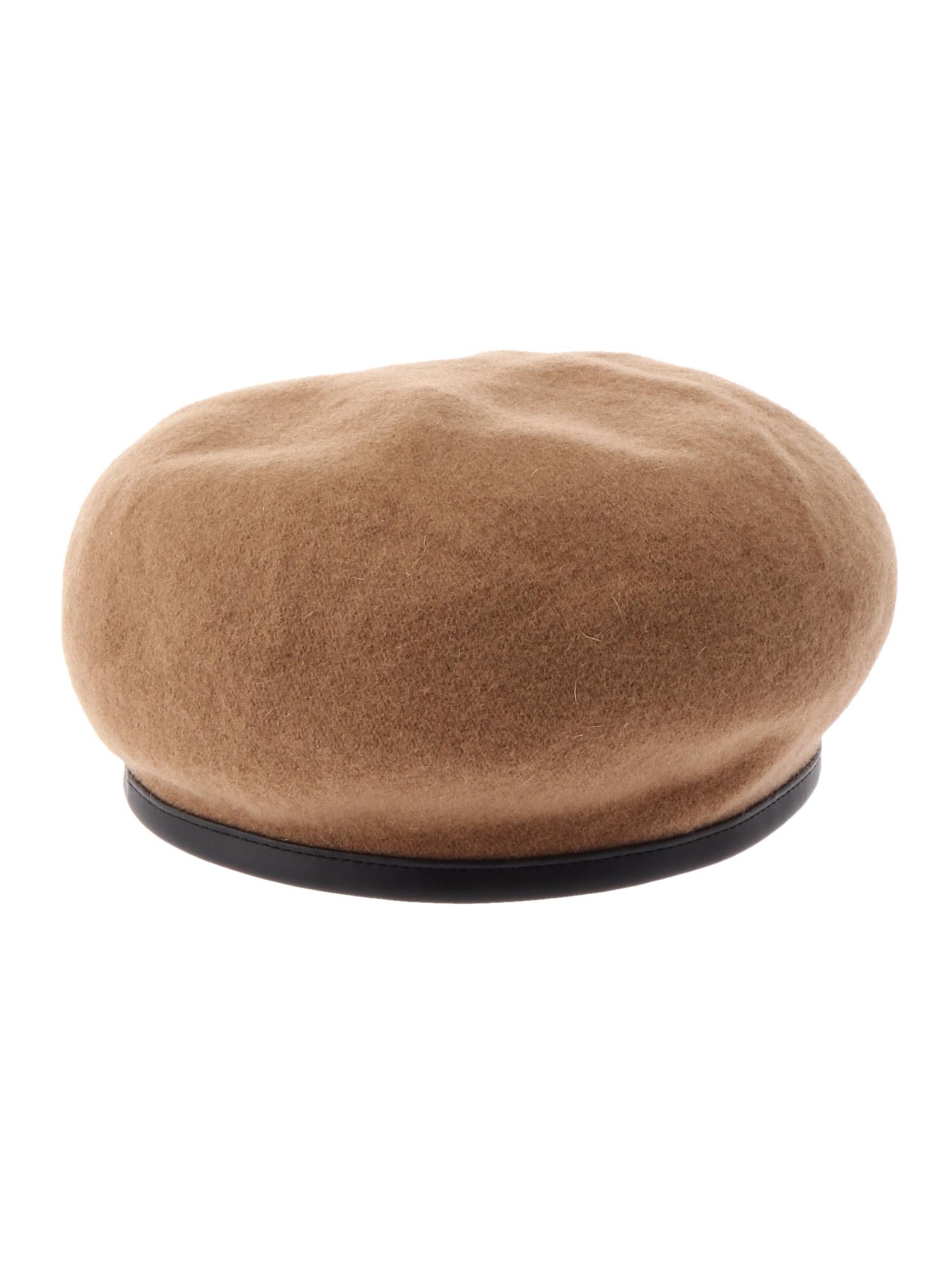 PUNYUS/パイピングベレー帽