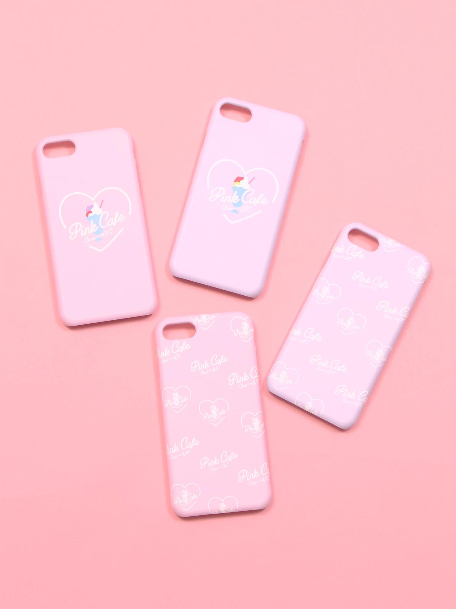 WC 【CHUUコラボ】iphone7ケース