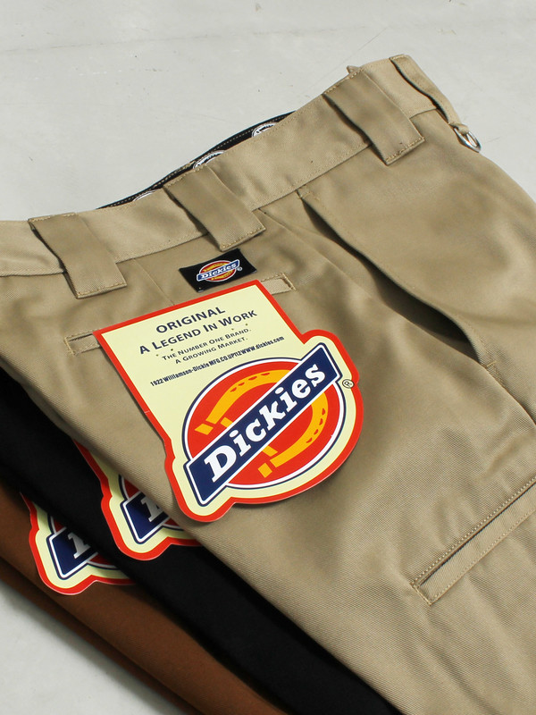 【Denime×A-1 CLOTHING×STADIUM×DICKIES】TAPPERD LIMITED MODEL(ブラウン)