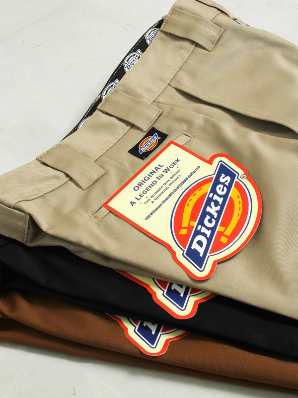 【Denime×A-1 CLOTHING×STADIUM×DICKIES】TAPPERD LIMITED MODEL(ベージュ)